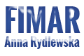 FIMAR Anna Rydlewska