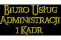 Grażyna Hajduk Biuro Usług Administracji I Kadr