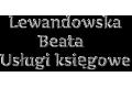 Lewandowska Beata. Usługi księgowe