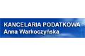 KANCELARIA PODATKOWA Anna Warkoczyńska Biuro Rachunkowe